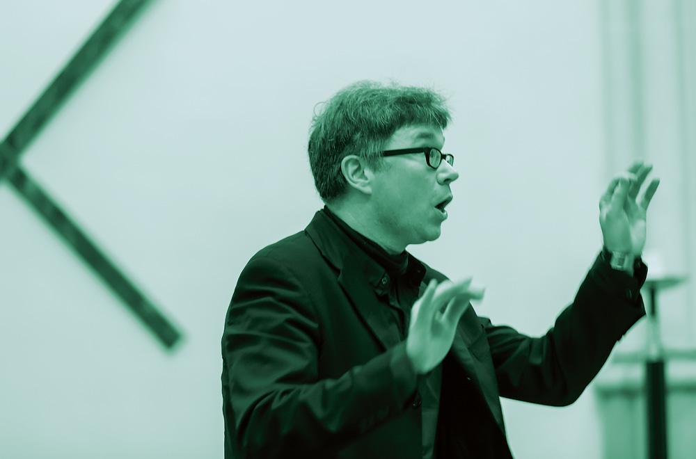 Winfried Müller – Kantor und Organist an St. Joseph Münster-Süd