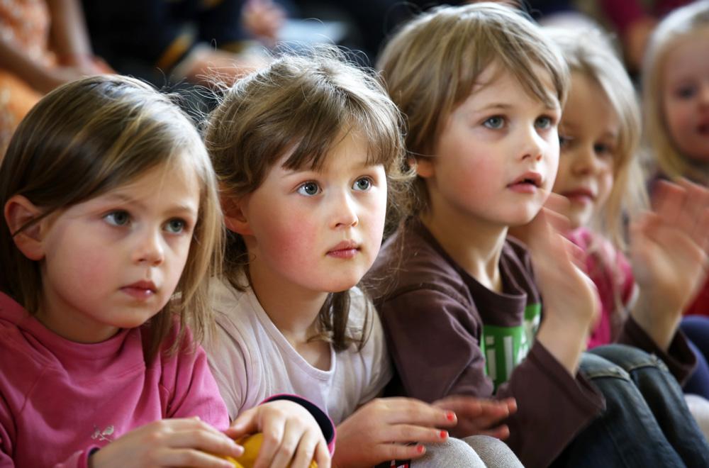 Projekt Singen mit Kindern