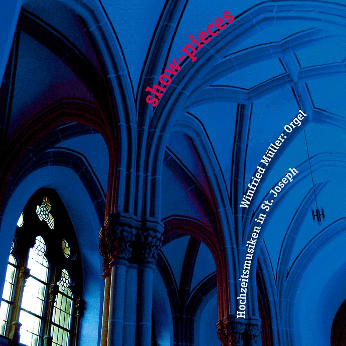 Show Pieces – Hochzeitsmusiken auf der Orgel
